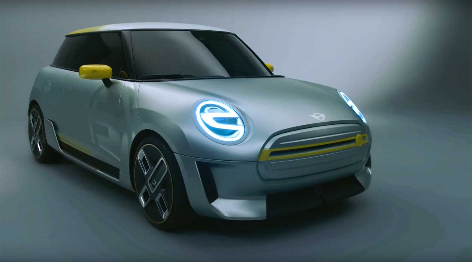 72 The 2019 Electric Mini Cooper Performance