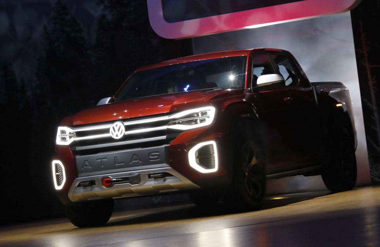 72 The 2019 Volkswagen Pickup Truck Price Design And Review