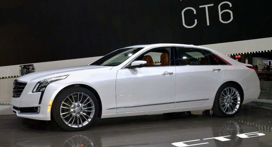 72 The 2020 Cadillac Ct6 V8 Performance And New Engine