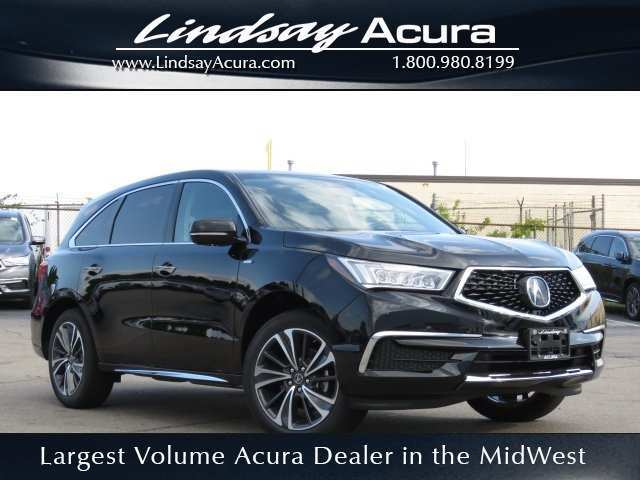 72 The Acura Mdx 2020 Interior