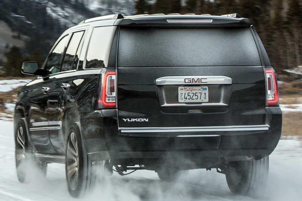 72 The Best 2019 Gmc Tahoe Performance And New Engine