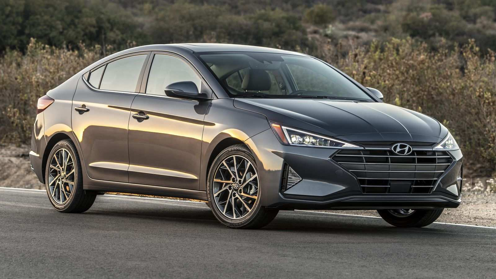 72 The Best 2019 Hyundai Elantra Sport Review And Release Date