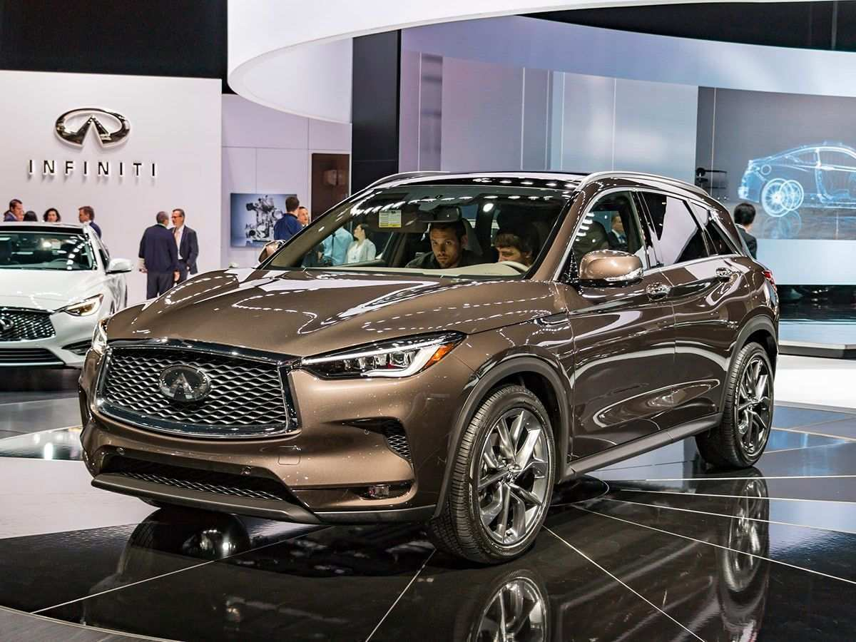 72 The Best 2019 Infiniti Qx50 Dimensions Configurations