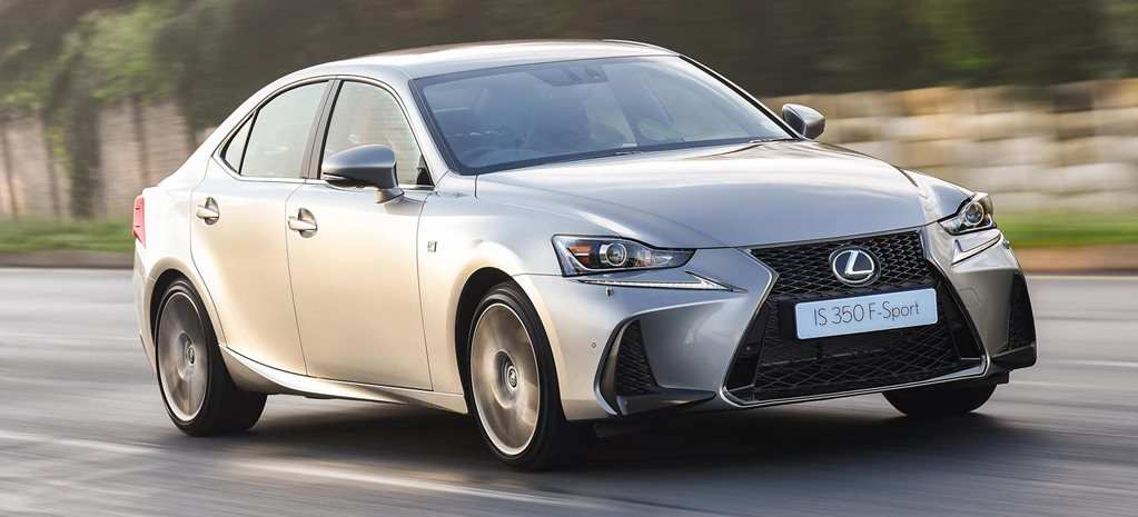 72 The Best 2019 Lexus Is350 F Sport New Review