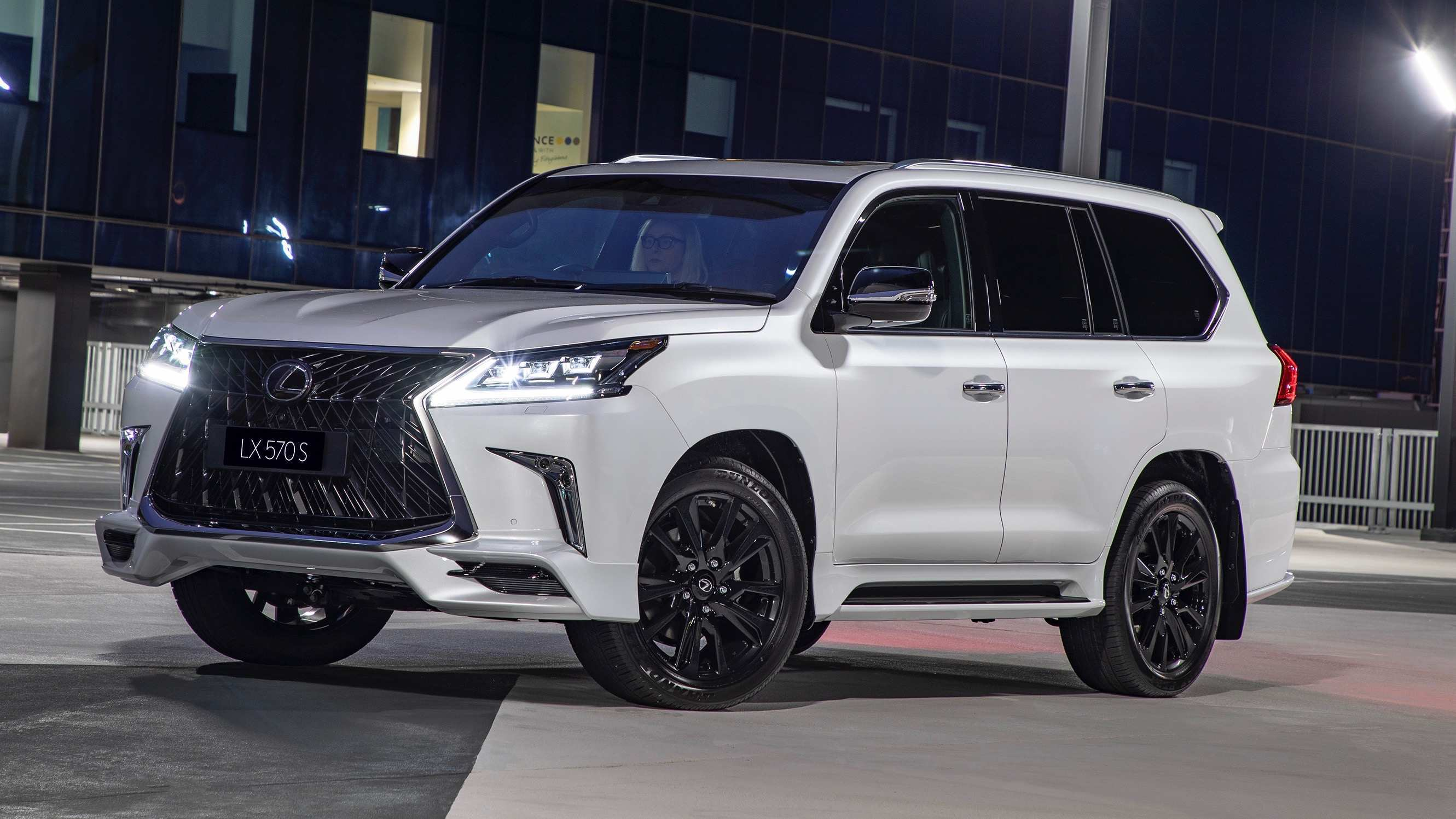 72 The Best 2019 Lexus Lx Concept And Review
