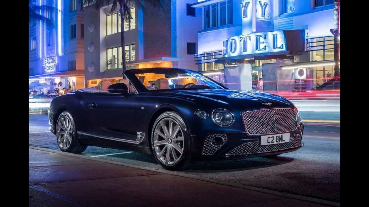 72 The Best 2020 Bentley Gtc Price And Release Date