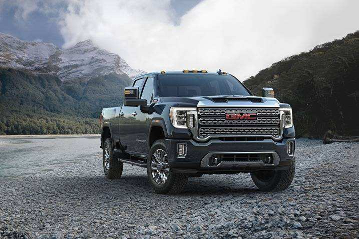 72 The Best 2020 Gmc Sierra 2500 Release Date And Concept