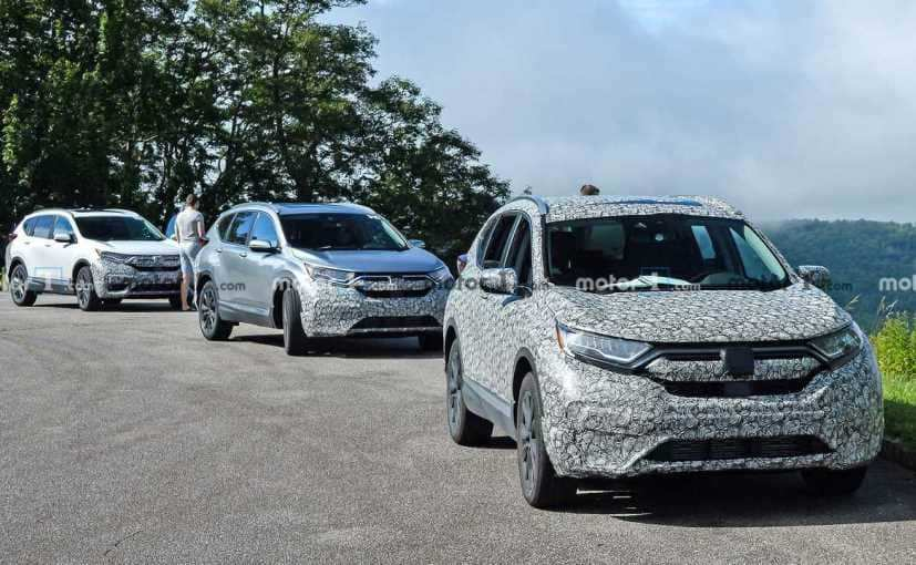 72 The Best 2020 Honda Cr V Exterior and Interior