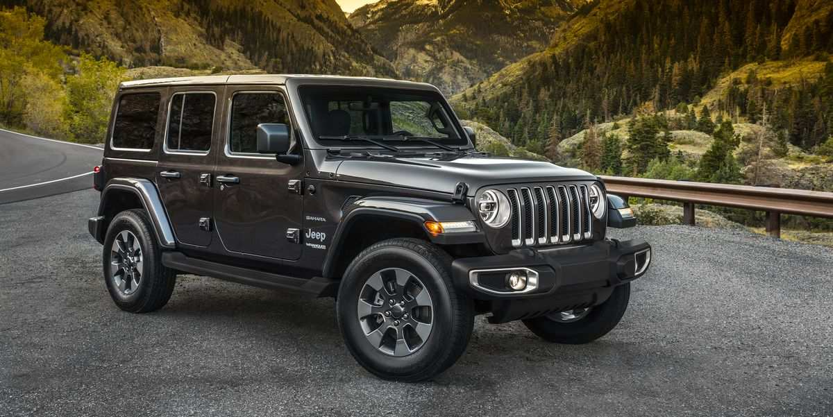 72 The Best 2020 Jeep Jl Rumors Overview