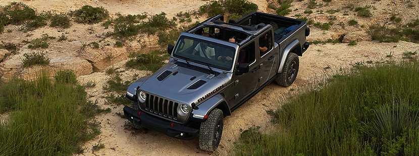 72 The Best Jeep Pickup 2020 Specs Price and Release date