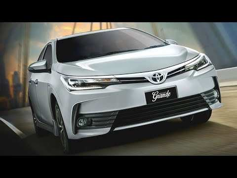 72 The Best Toyota Gli 2019 New Concept