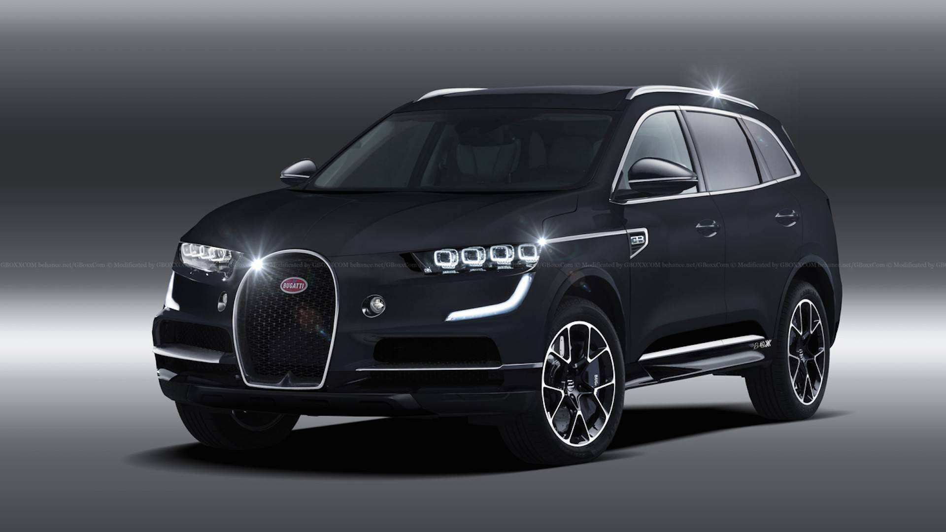 72 The Bugatti Galibier 2020 Price and Review