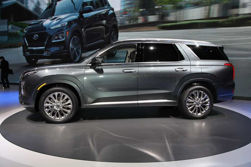 72 The Hyundai New Suv 2020 Palisade Price Price