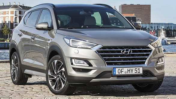 72 The Hyundai Tucson 2019 Facelift Redesign