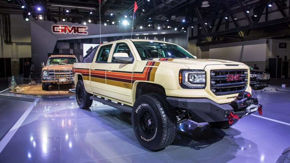 73 A 2020 Gmc Sierra Concept Style