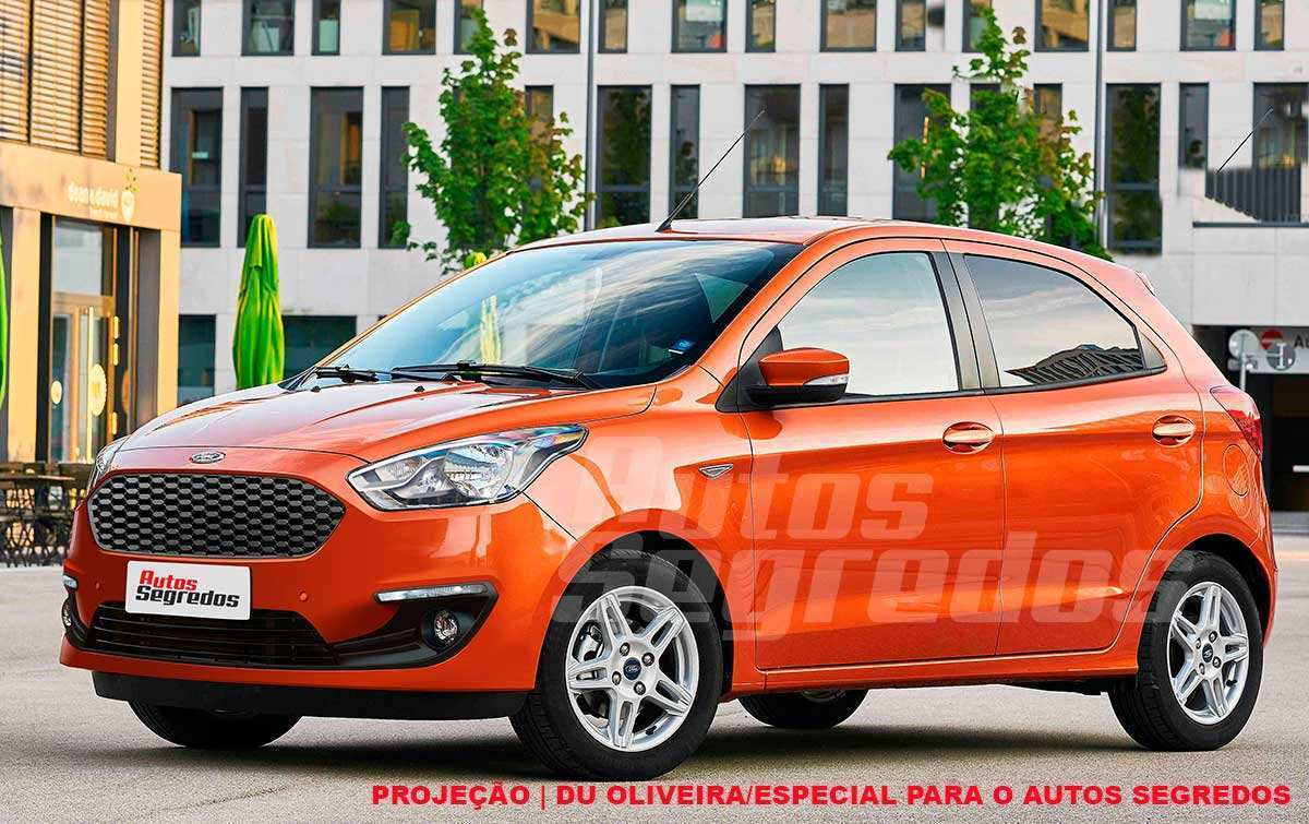 73 A Ford Ka 2019 Facelift Performance And New Engine