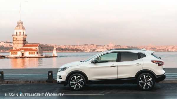 73 A Nissan Qashqai 2019 Model New Concept