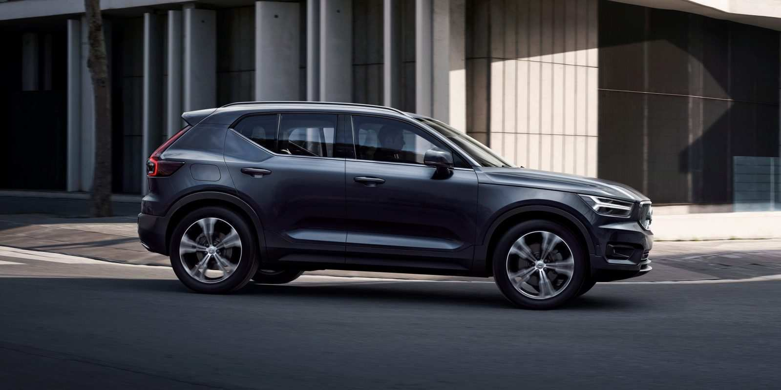 73 A Volvo Electric Suv 2020 Release Date And Concept