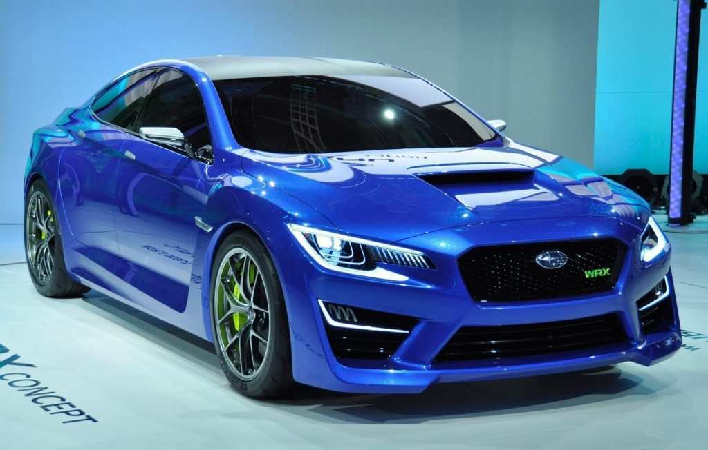 73 All New 2019 Subaru Brz Sti Specs Redesign And Review