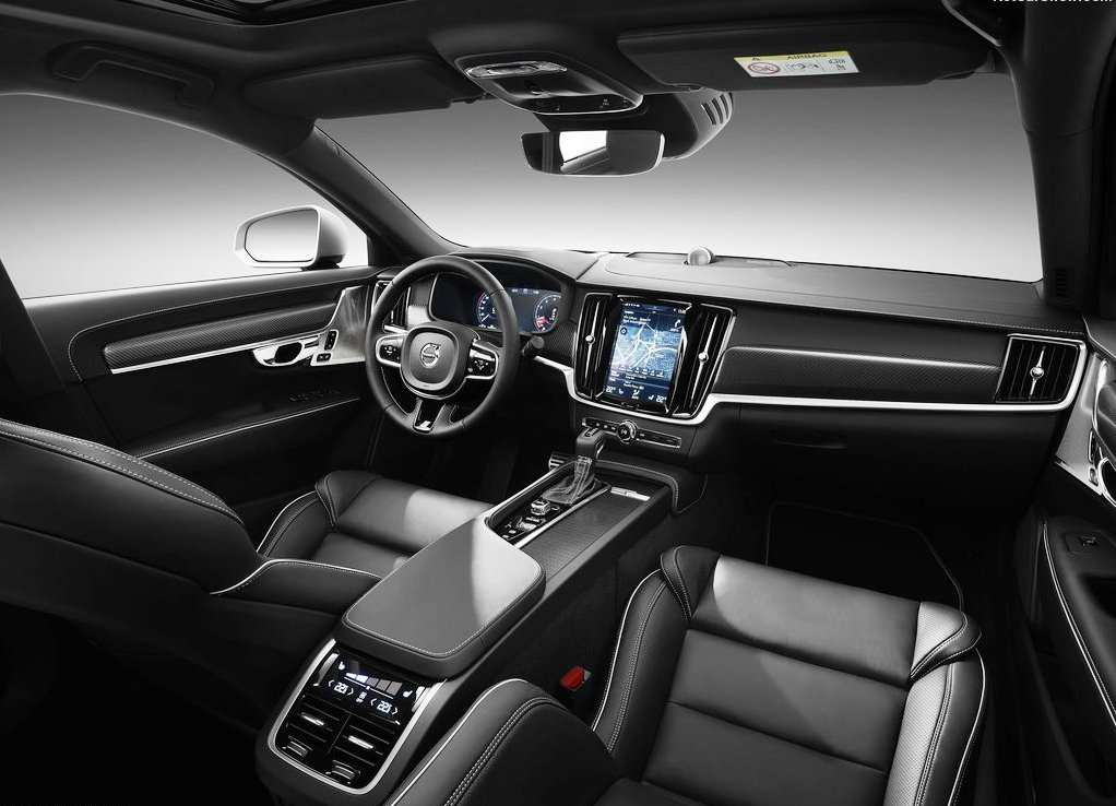 73 All New 2019 Volvo 860 Interior New Model And Performance