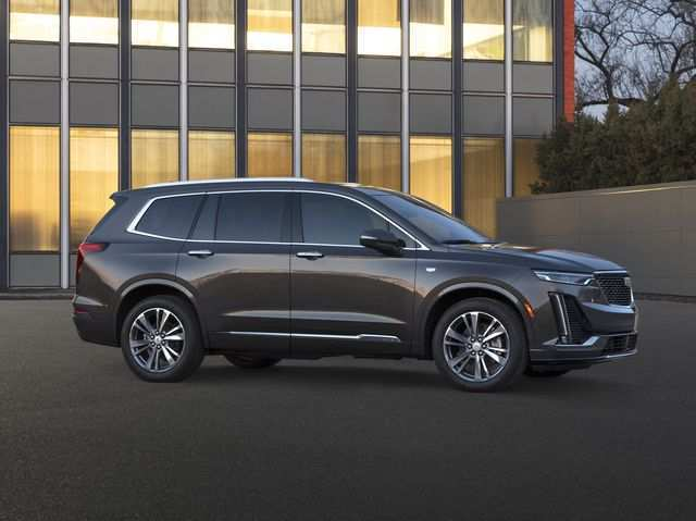73 All New 2020 Cadillac Xt6 Msrp Exterior And Interior