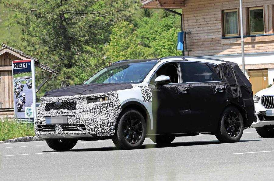 73 All New Kia Sorento Hybrid 2020 Photos