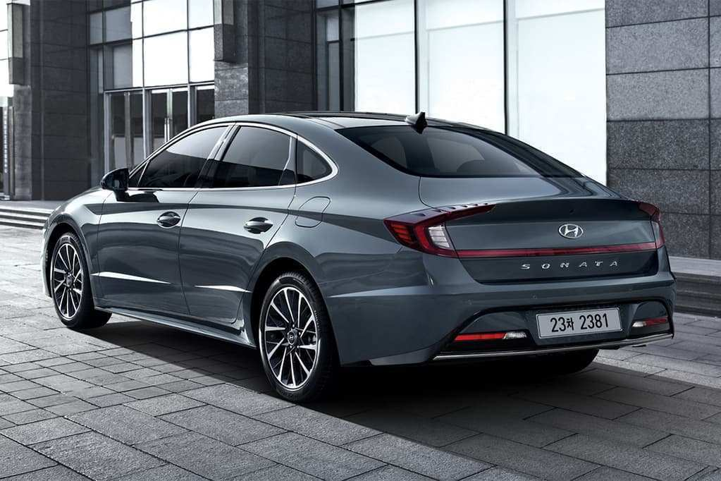 73 All New Price Of 2020 Hyundai Sonata Pictures