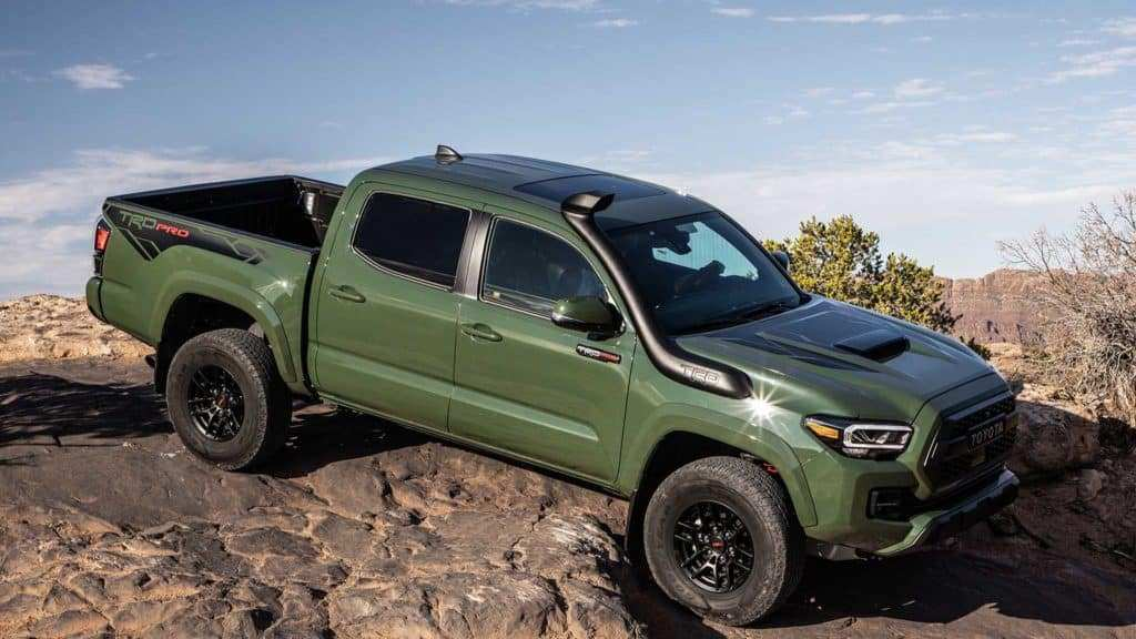 73 All New Toyota Tacoma 2020 Price And Release Date