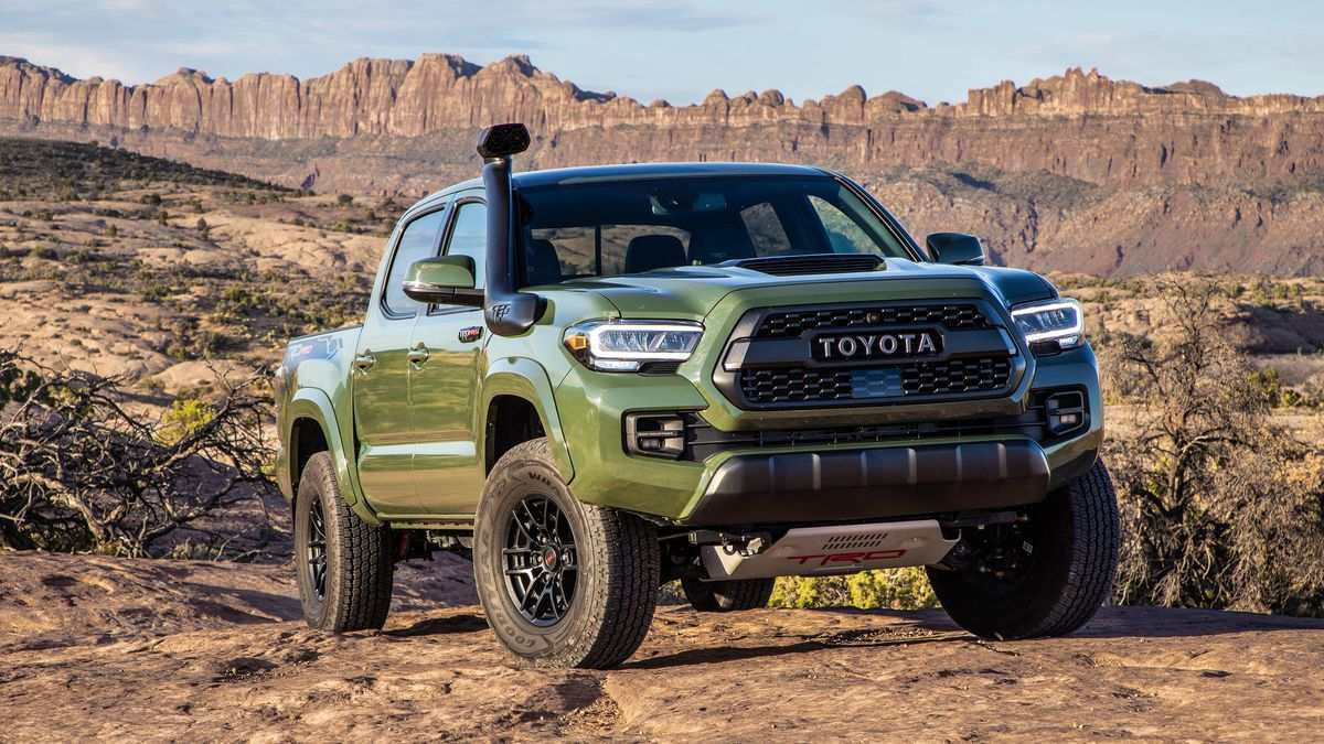 73 All New Toyota Tacoma 2020 Rumors
