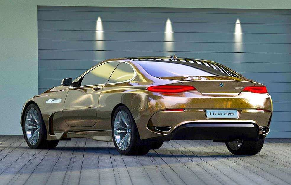 73 Best 2019 Bmw 8 Series Release Date Exterior And Interior