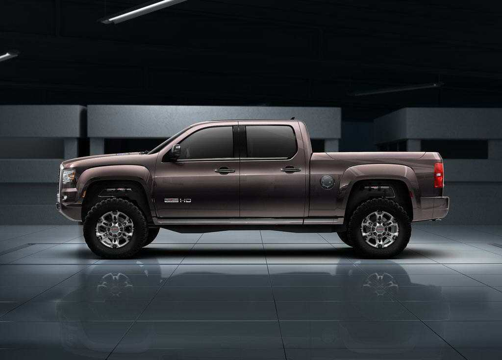73 Best 2019 Gmc Concept Redesign And Review