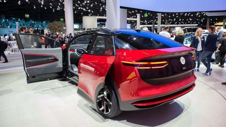 73 Best 2020 Volkswagen Id Price Review And Release Date