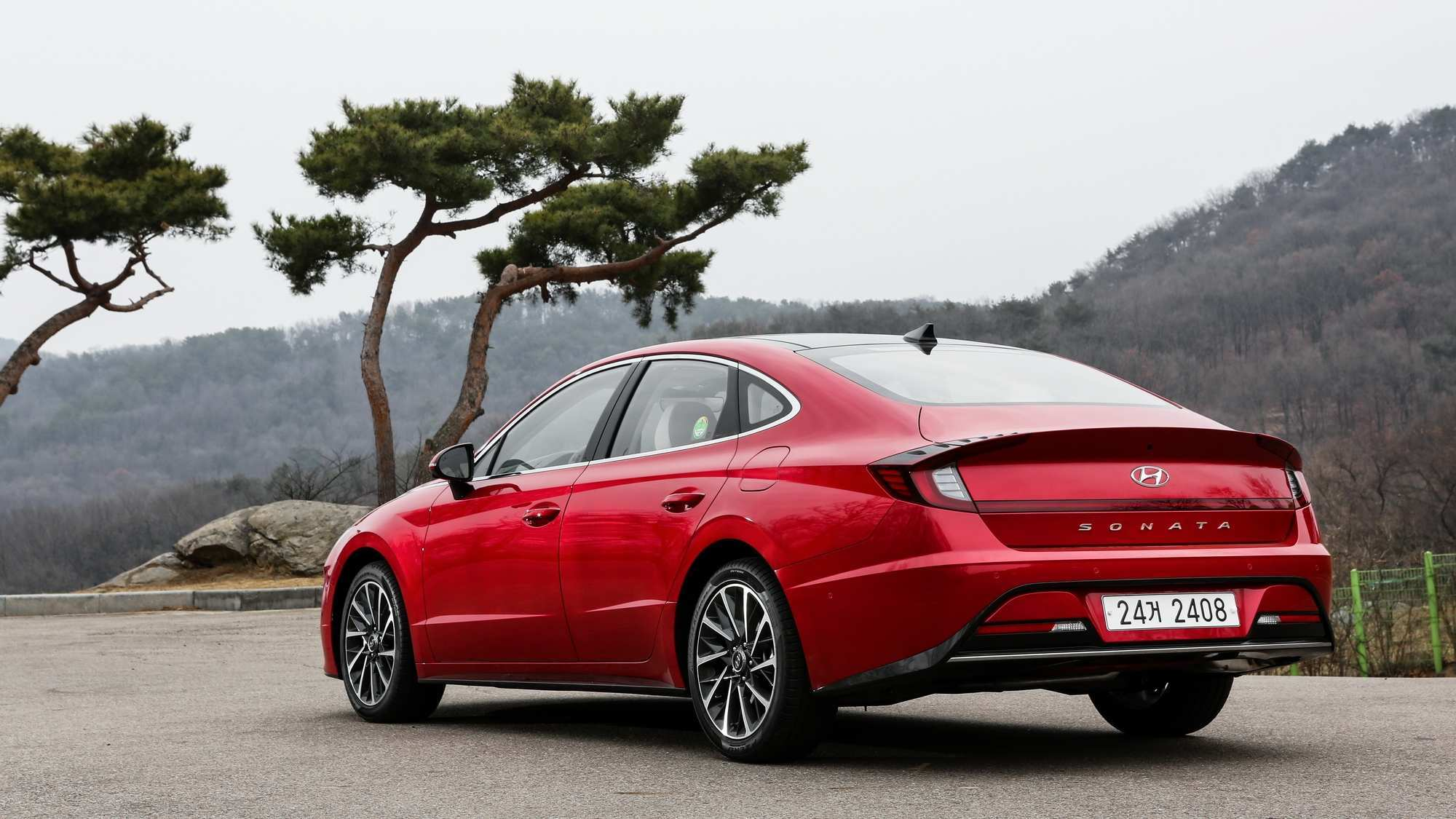 73 New 2020 Hyundai Sonata Engine Options Review and Release date