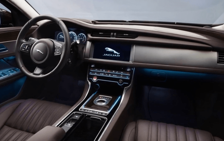 73 New 2020 Jaguar Xj Redesign Exterior And Interior