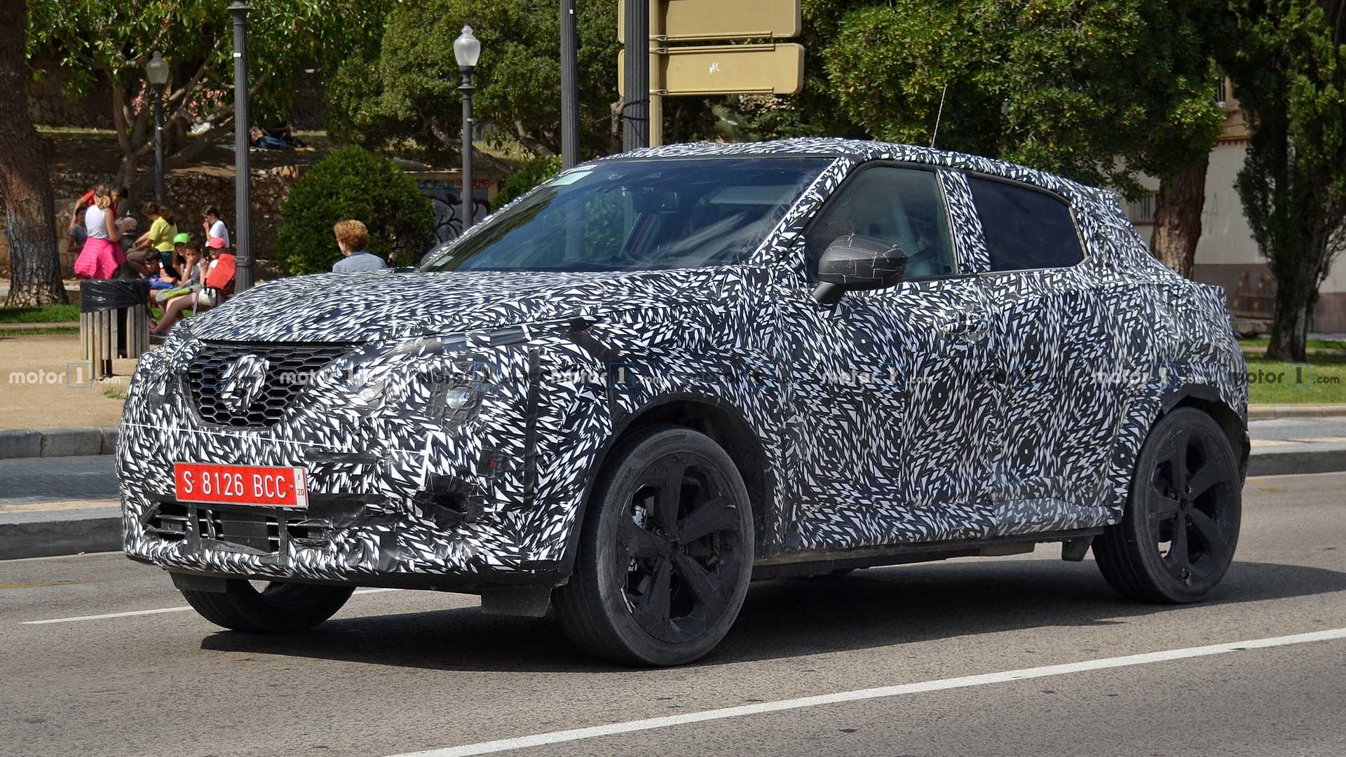 73 New 2020 Nissan Juke Usa Rumors