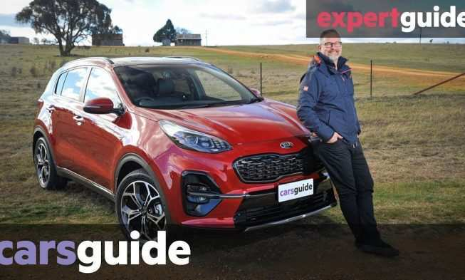 73 New Kia Sportage 2020 Youtube Pricing