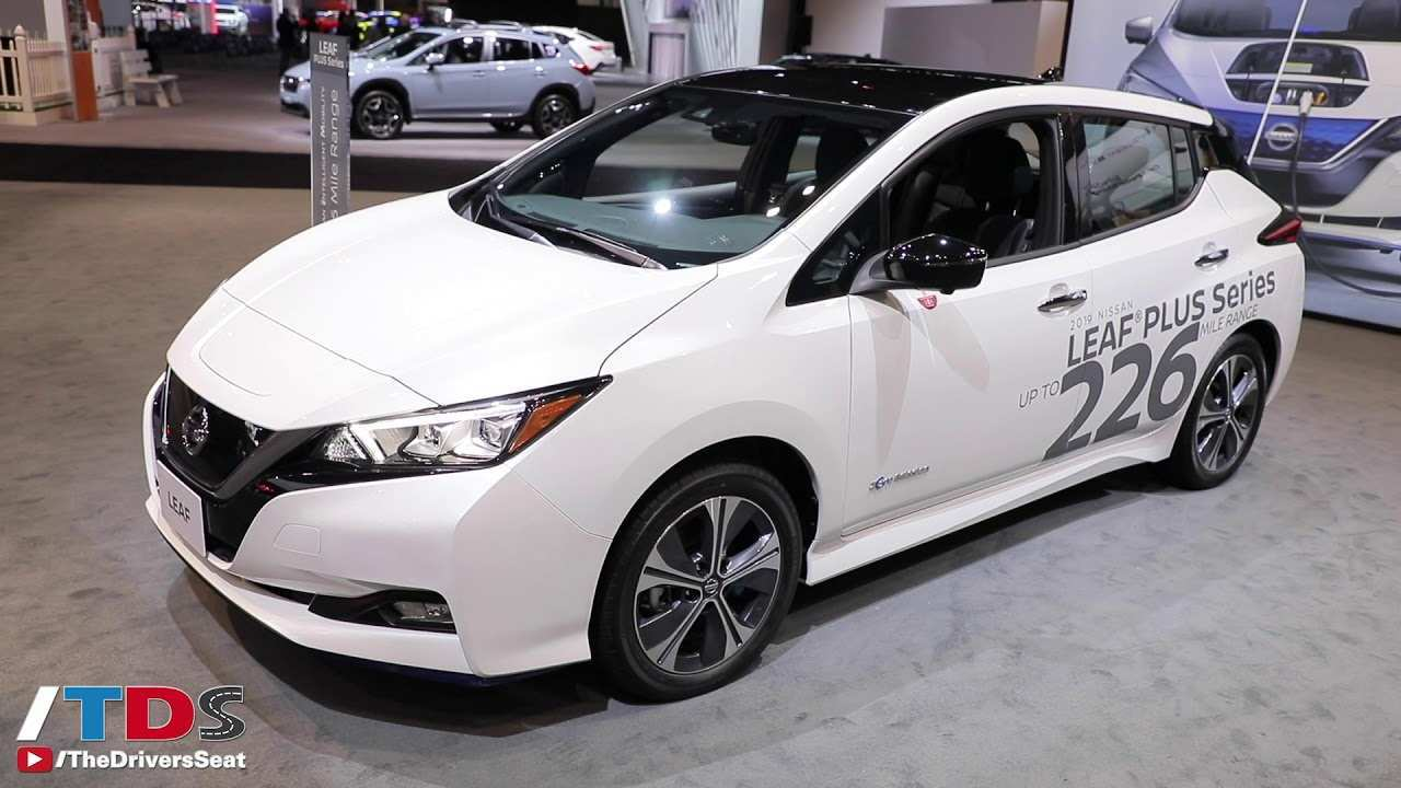 73 New Nissan Leaf 2020 Review and Release date