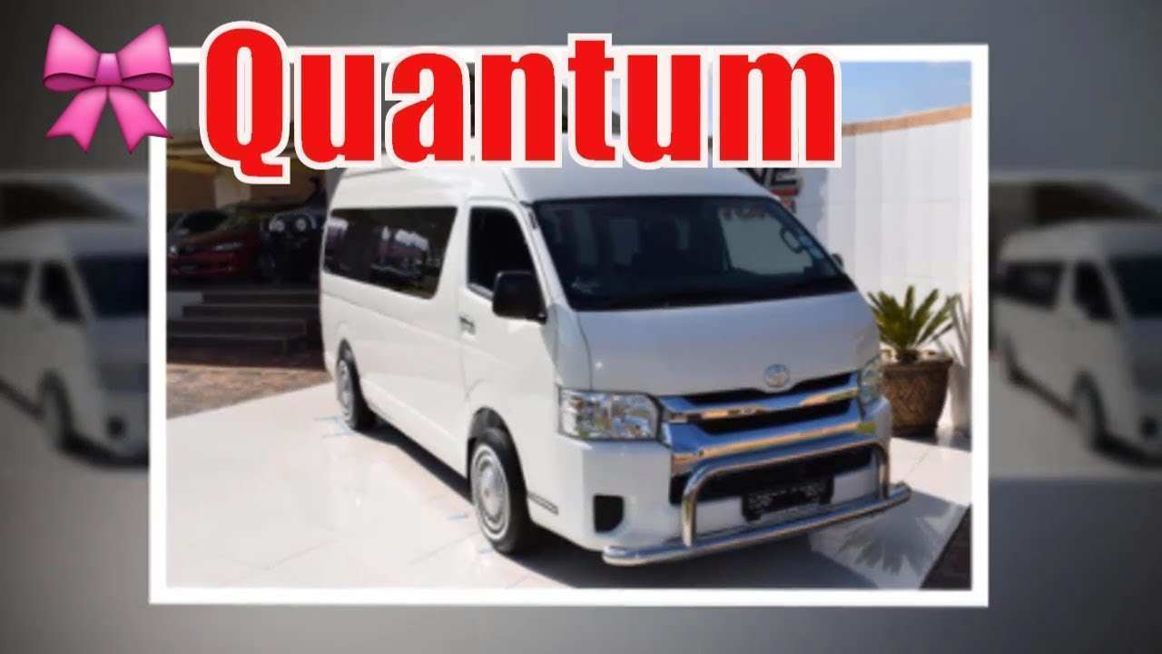 73 New Toyota Quantum Gl 2020 Photos