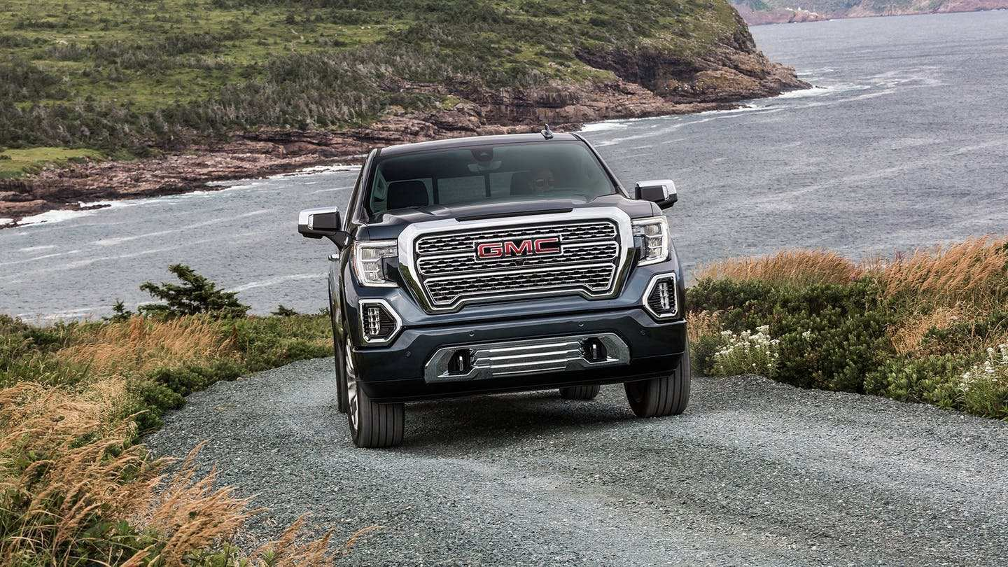 73 The 2019 Gmc 1500 Specs New Review