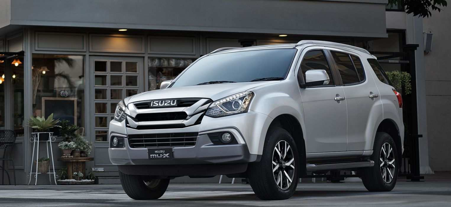 73 The 2019 Isuzu Mu X New Review
