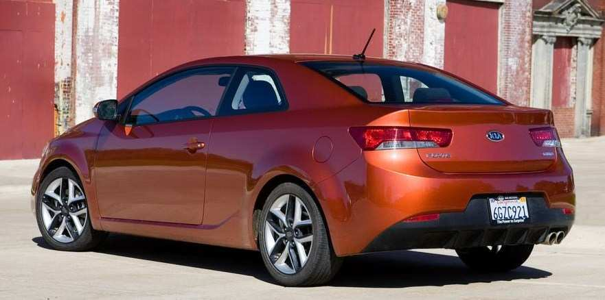 73 The 2020 Kia Forte Koup Exterior