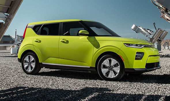 73 The 2020 Kia Soul Ev Availability Concept And Review