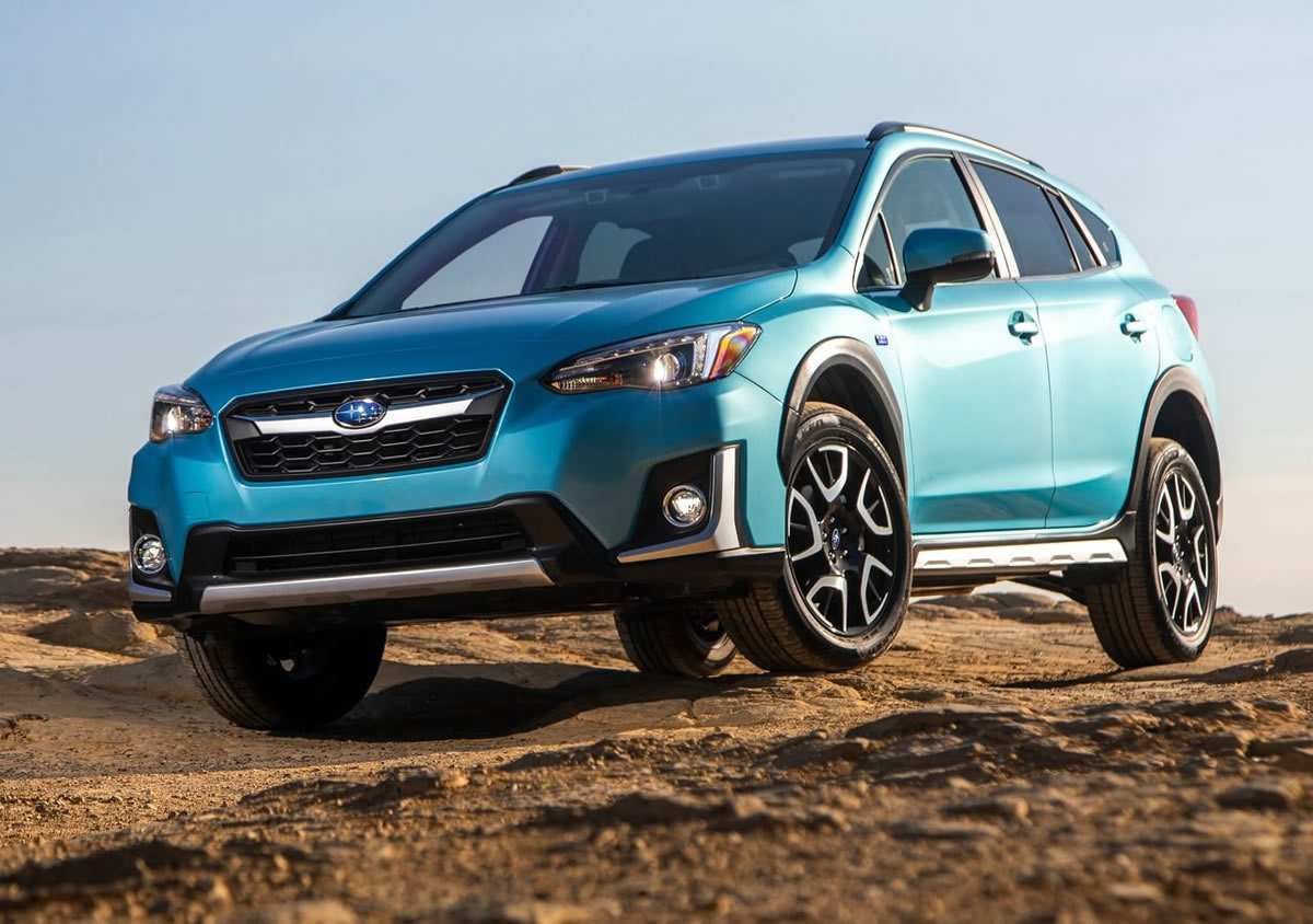 73 The Best 2019 Subaru Hybrid Price Design And Review