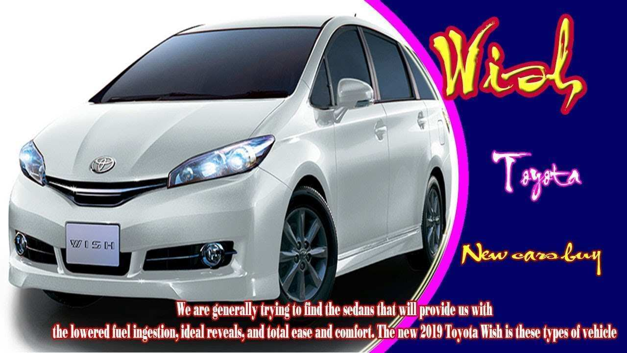 73 The Best 2019 Toyota Wish Style