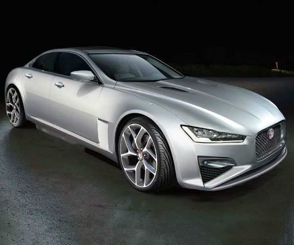73 The Best 2020 Jaguar Xj Redesign Speed Test
