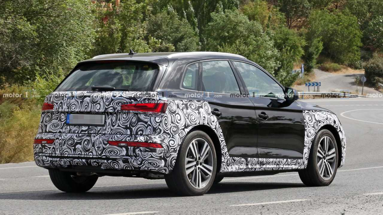 73 The Best Audi Q5 Hybrid 2020 Spesification