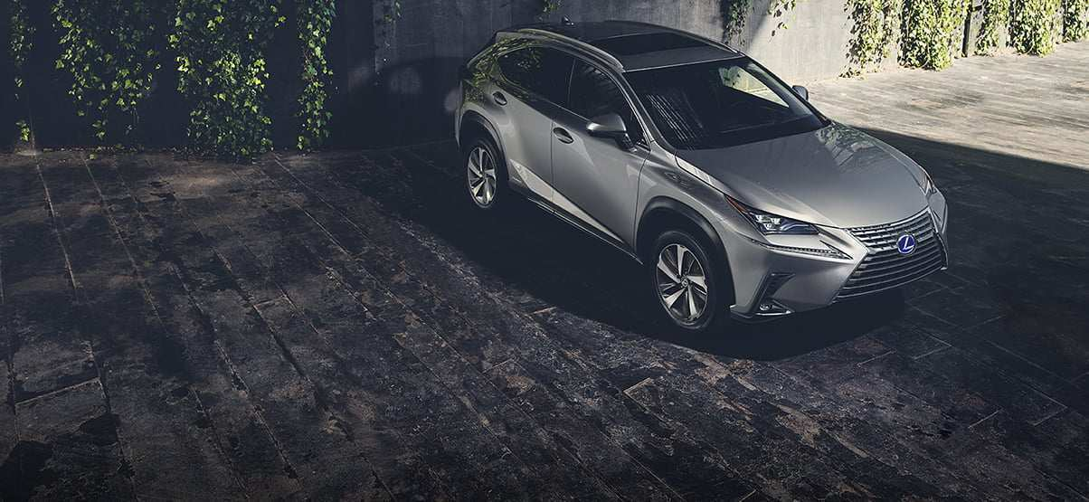 73 The Best Nowy Lexus Nx 2019 Exterior And Interior