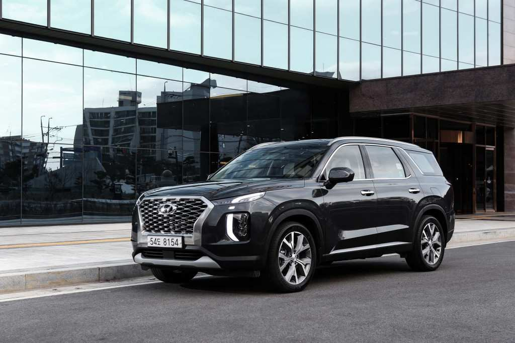73 The Best When Will The 2020 Hyundai Palisade Be Available Spesification