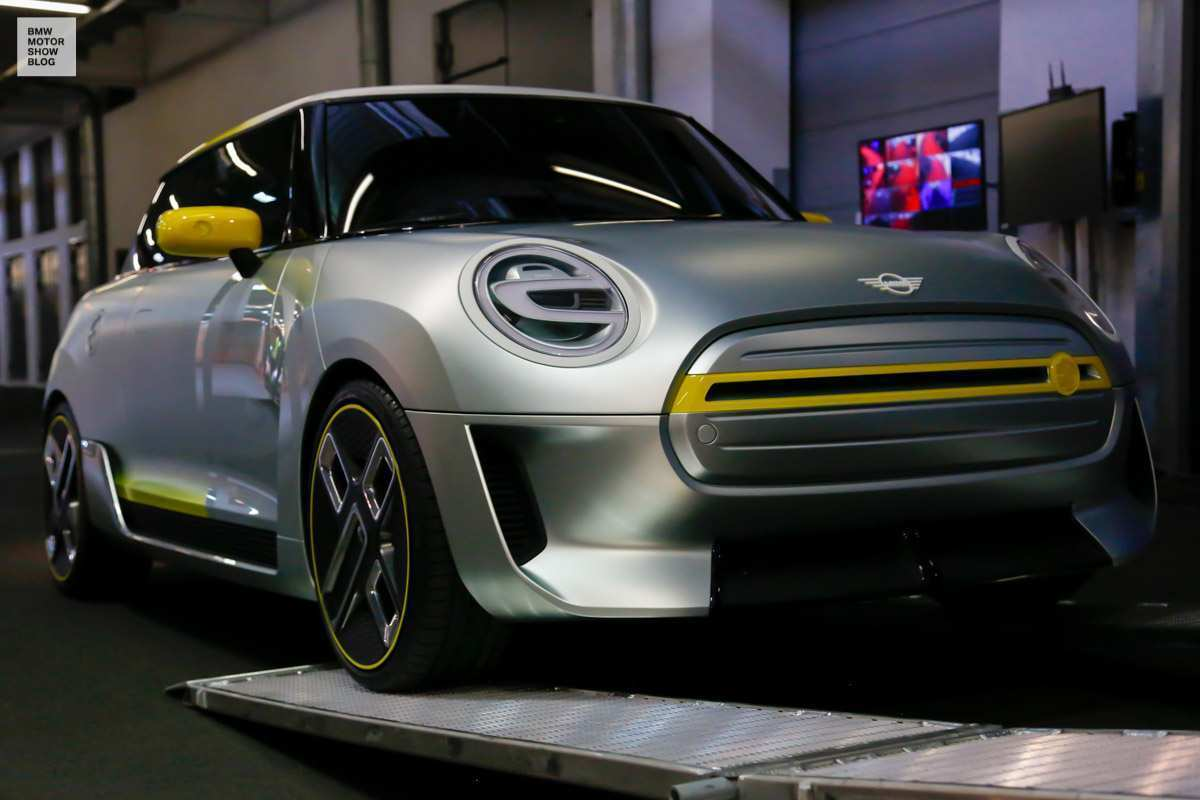 74 A 2019 Mini Cooper Electric Release Date And Concept
