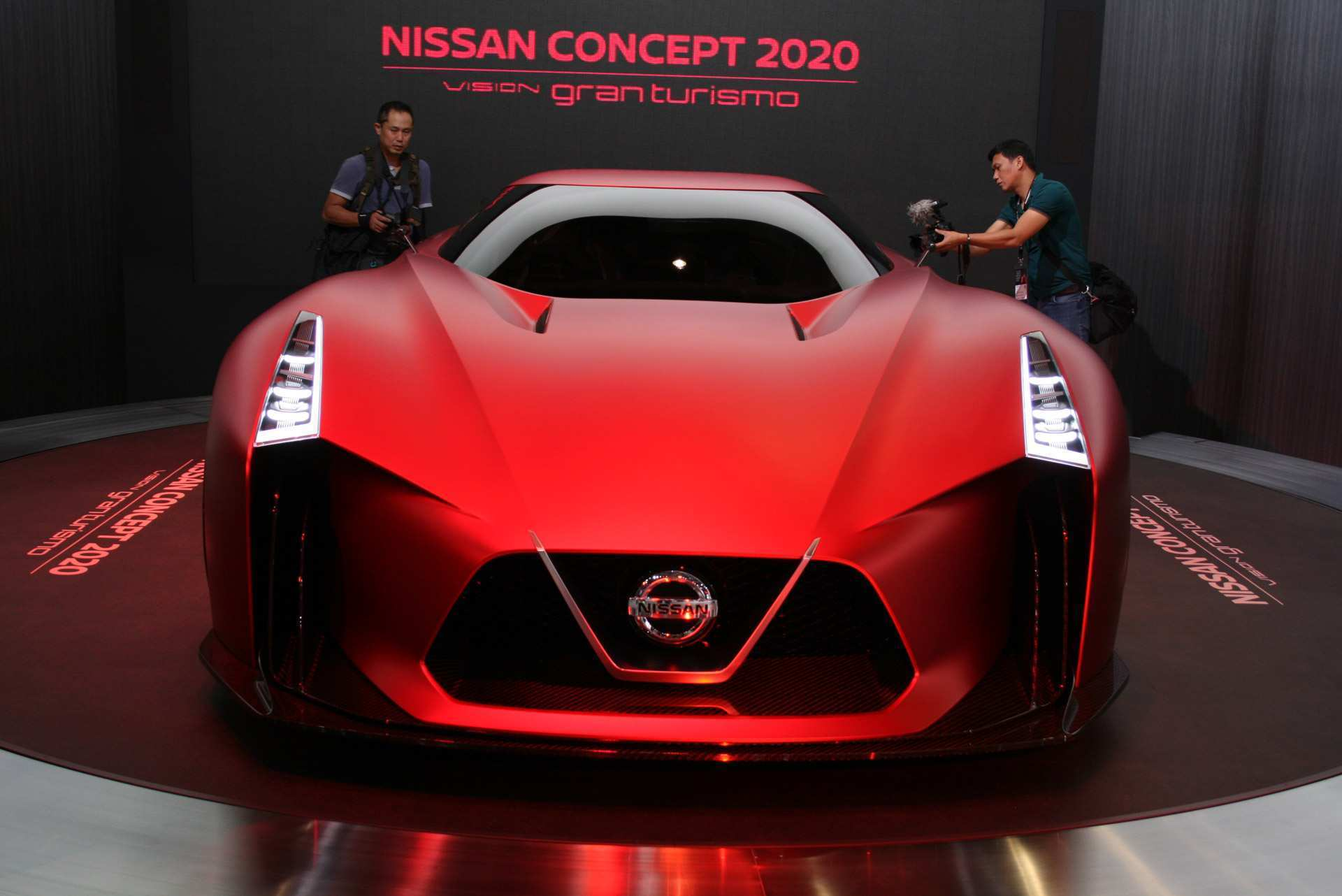 74 A 2020 Nissan Gran Turismo Redesign